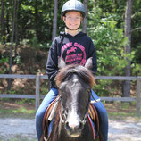 Summer Camp for horse crazy Girls in South Carolina