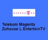 Telekom Magenta Zuhause L EntertainTV - der Komfort VDSL Anschluss der Telekom