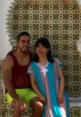 Zoom恋愛相談承ります。モロッコ人男性の恋愛観/結婚観。モロッコ実加のブログ