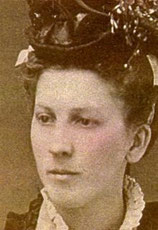 Eliza Jane (1854-1905) married George Washington McGUIGAN