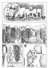 Ein Comic von Rüdiger Bode
