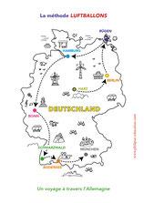 La méthode Luftballons, un voyage à travers l'Allemagne