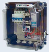 cuadro eléctrico bomba pozo