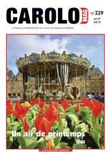 Couverture du numéro d'avril 2019