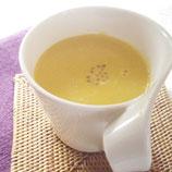 カボチャの豆乳汁粉