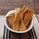 高野豆腐チップス