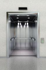 illuminazione led ascensori