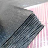 Papel de calco o carbón para calcar en negro, azul, amarillo...