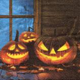 Servilletas de temática Halloween para decoupage