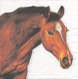 Servilletas para decoupage decoradas con caballos