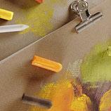 Papel para pastel de canson, mi-teintes y pastel card de sennelier