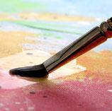 Auxiliares para acrílico y chalk paint