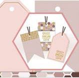 Etiquetas y tarjetas para scrap o para decorar regalos