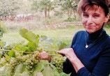 Ihre Gastgeberin Sylvia Sandig