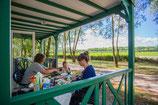 Camping Sites & Paysages  Les Saules à Cheverny - Loire Valley - Des locations tout confort