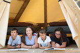 Camping Sites & Paysages  Les Saules à Cheverny - Loire Valley - Détente et Loisirs