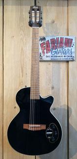 Cort Sunset Nylon NY, Elektrische Konzertgitarre mit aktivem Tonabnehmer-System, eingebautem Verstärker, Musikinstrument Fabiani Guitars Calw, Pforzheim, Stuttgart, Nagold