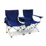 silla doble, silla doble plegable, silla doble camping