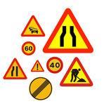 señales de carretera