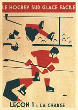 hockey sur glace leçon du 6/03/18 la charge