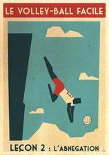 volley-ball  leçon du 24/05/18 l'abnégation