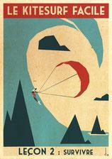 kitesurf leçon du 04/07/19 survivre