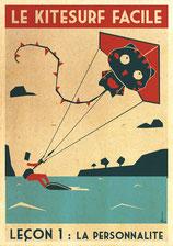 kitesurf leçon du 02/07/19 la personnalité