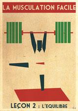 musculation leçon du 22/03/18 l'equilibre