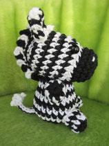 Amigurumi Häkelanleitung Zebra