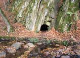 Schinderhanneshöhle bei Seesbach