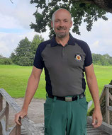 Unser Headgreenkeeper Peter Ricklefs