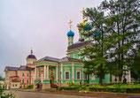Поездка в Оптину, Колюпаново, Звенигород, Кашин,Сергиев Посад из Петербурга без ночных переездов 5 дней.