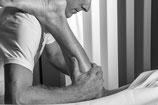 Sportmassage Massage der Wade für mehr Leistung und schnellere Regeneration