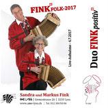 Duo FINKpositiv - FINK FOLK 2017