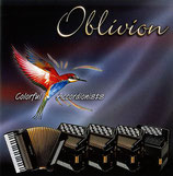 Colorful Accordionists - Oblivion