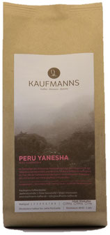Kaffee Peru Yanesha