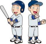 草野球メンバー募集掲示板画像