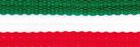 イタリア(緑x白x赤)