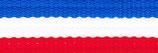 フランス(青x白x赤)
