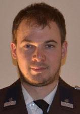 Stellvertreter des Leiters des Verwaltungsdienstes Philipp Weichinger