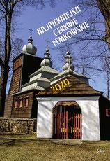 Kalendarz na 2010 rok : Najpiękniejsze cerkwie lemkowskie