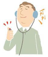 専門的な聴力測定