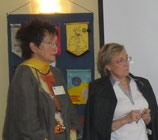 Mimi Lacour y Martine Robert