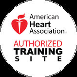 Authorized provider of American Heart Association CPR and ECC courses.