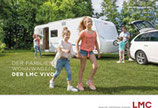 LMC Katalog und Preisliste Wohnwagen 2021