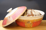 Keramik Dosen, Brottöpfe Butterdosen
