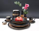 Keramik Teller Schalen Speisegedeck
