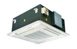KRONE Kaltwasser Kassetten mit EC-Ventilator AC-Ventilator 2-Leiter und 4-Leiter PW-EC PW-AC