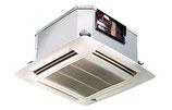CARRIER Kaltwasser Kassetten mit EC-Ventilator AC-Ventilator 42GW 200-701 4-Leiter Kühlen und Heizen