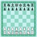 schaken verschillende niveaus